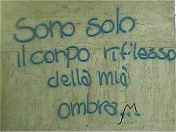 Scritte sui muri - Scritte muri casa ...